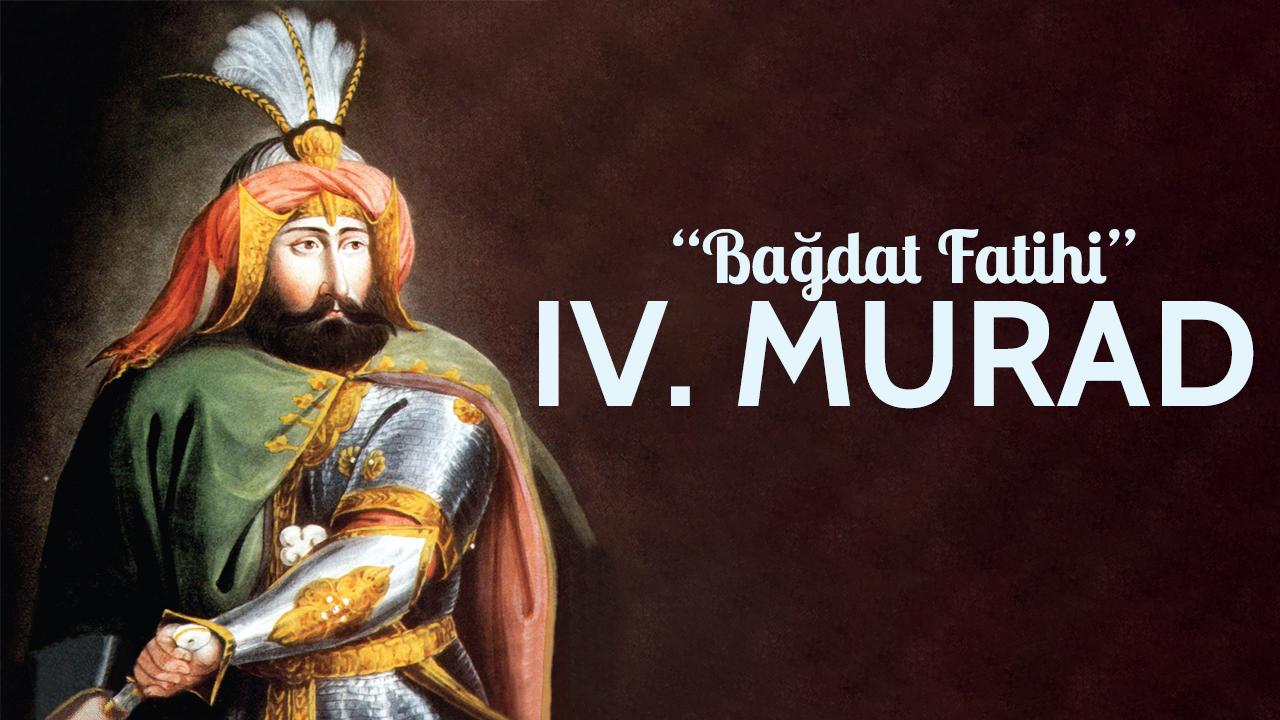 IV. Murad ile ilgili görsel sonucu
